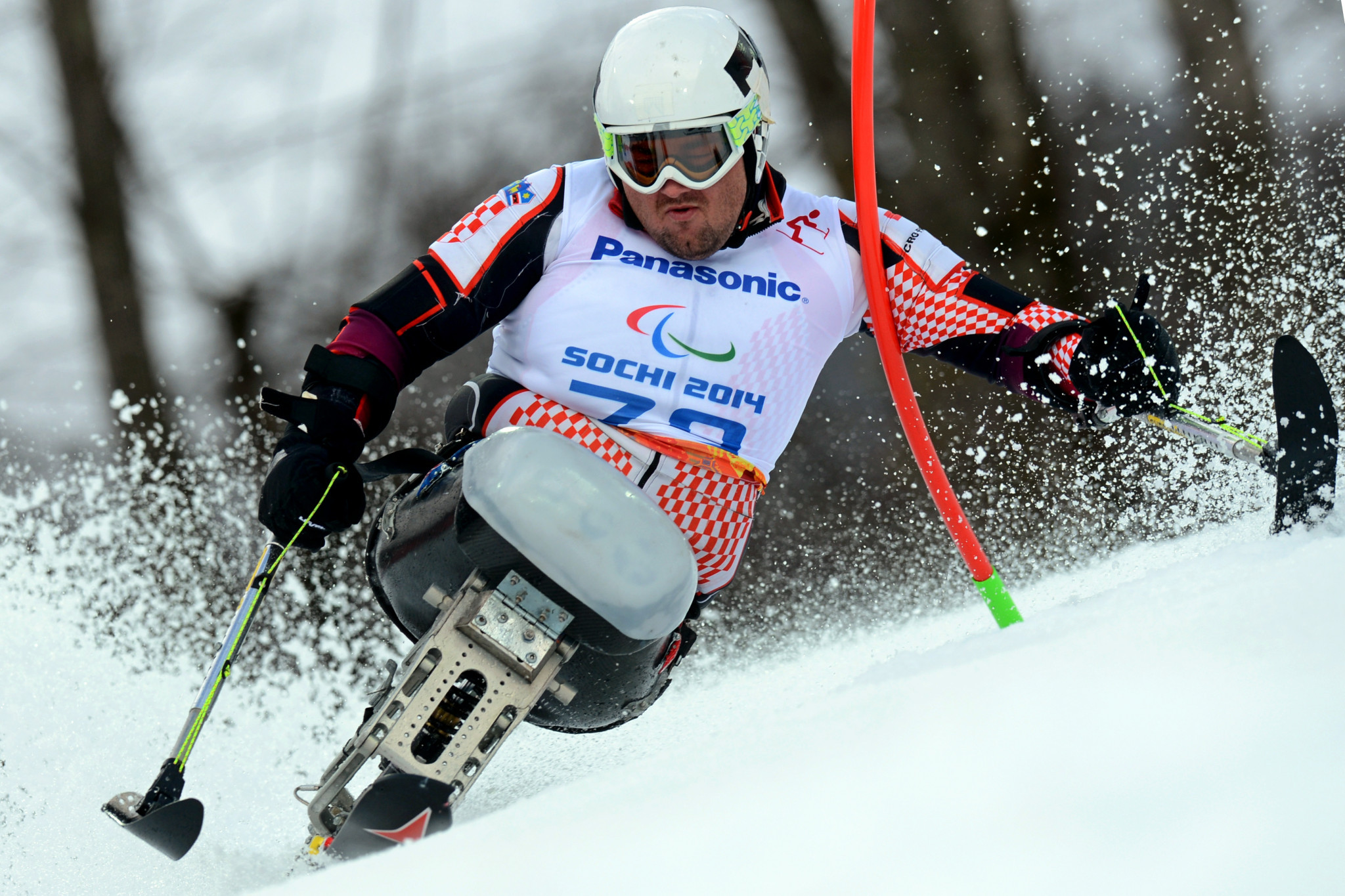 Sokolovic secures first World Para Alpine Skiing World Cup win in almost two years