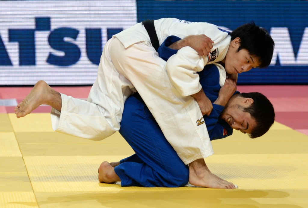 2015 World Judo Championships: Day two of competition