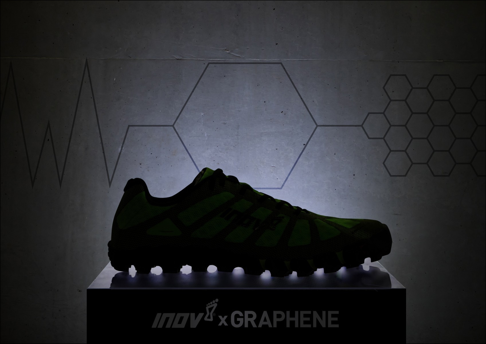 University at the forefront of sports footwear technology