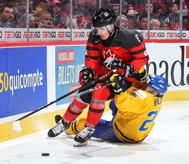 Canada will be hoping to go one better than their runners-up finish last year ©IIHF