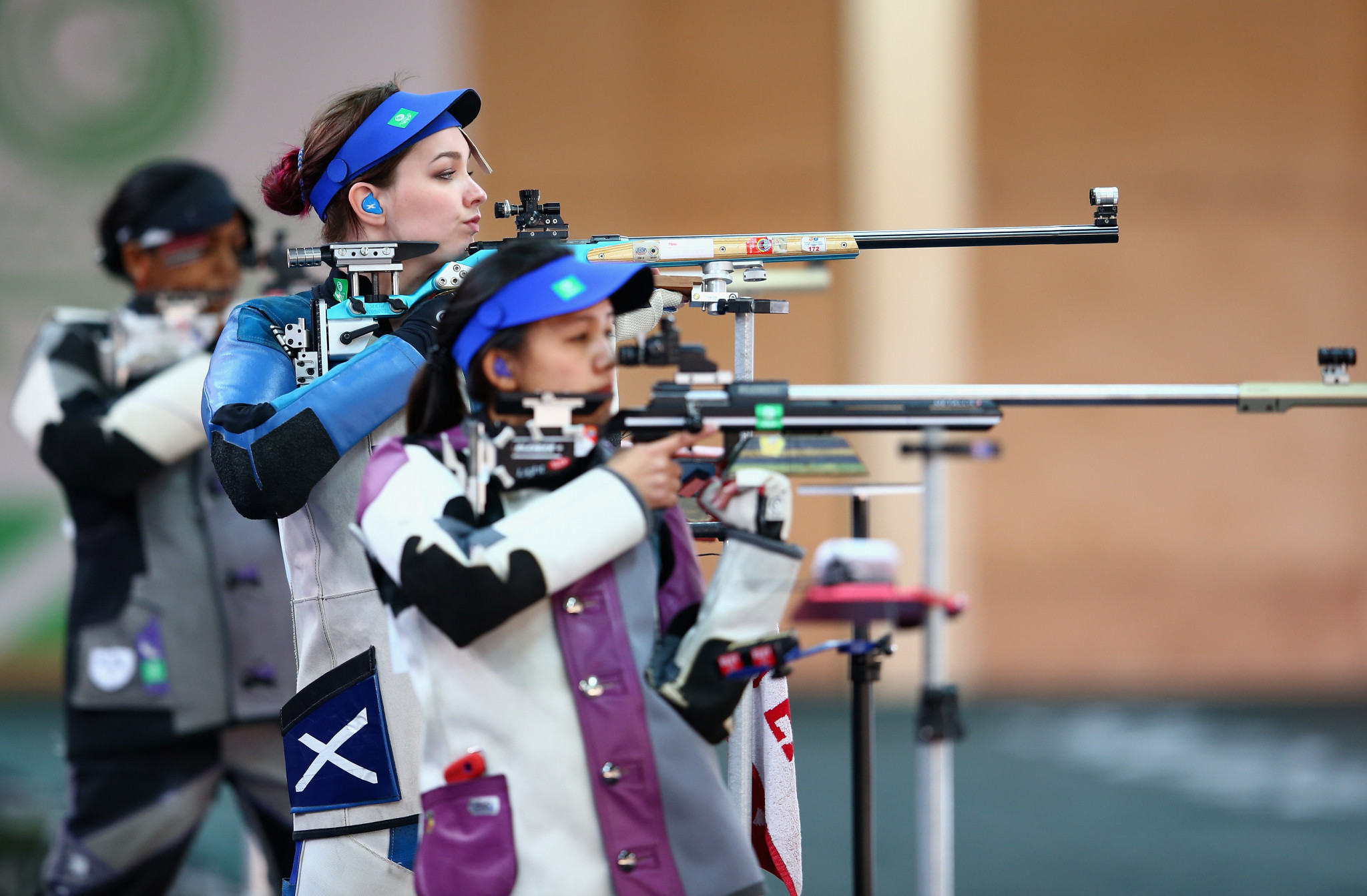 "The ISSF have said they are ""very disappointed"" to not be part of Birmingham 2022 ©Getty Images"