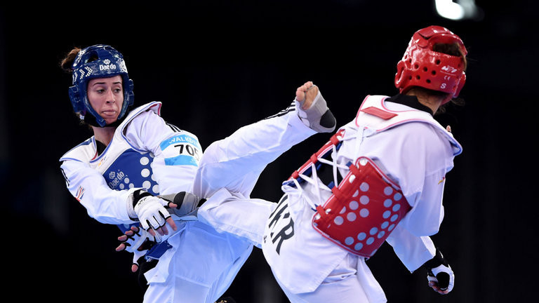 "IOC President Thomas Bach has granted World Taekwondo a ""Women and Sport"" achievement diploma ©Getty Images"