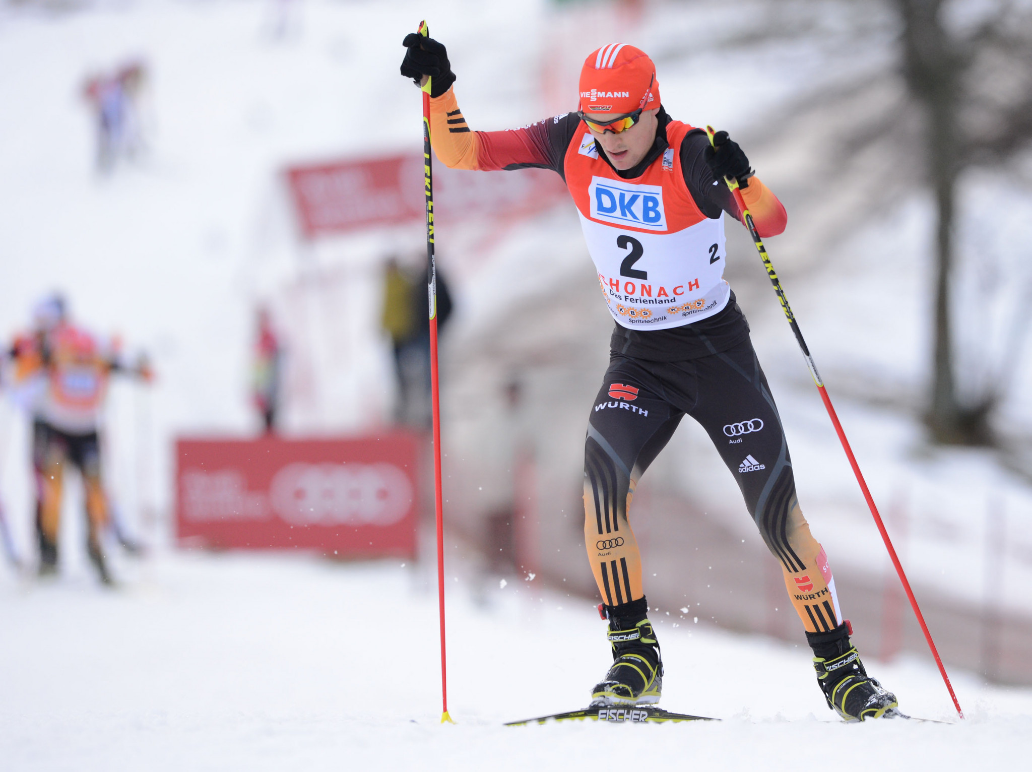 Haug announces Nordic Combined retirement after ski jumping crashes