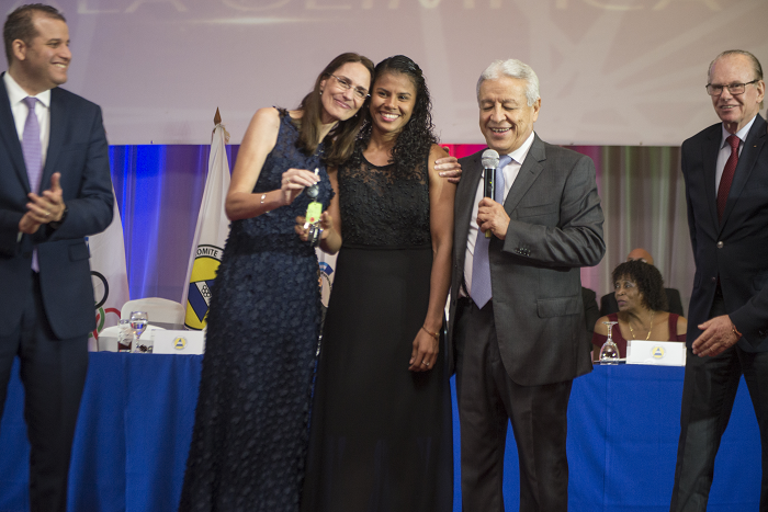 Sambist Laguna wins Nicaragua's Best Athlete of the Year prize