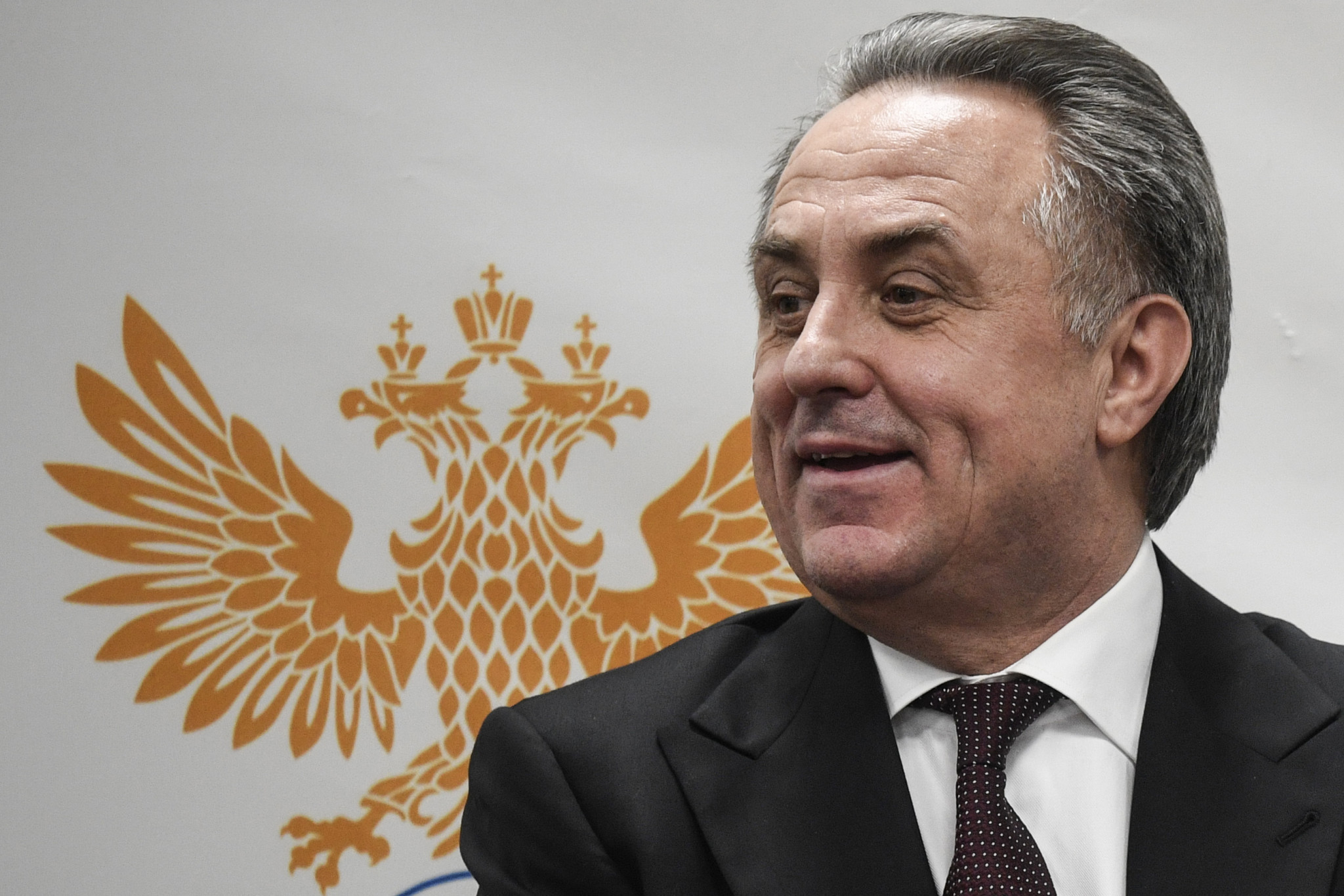 Vitaly Mutko has temporarily stood down as RFU President ©Getty Images