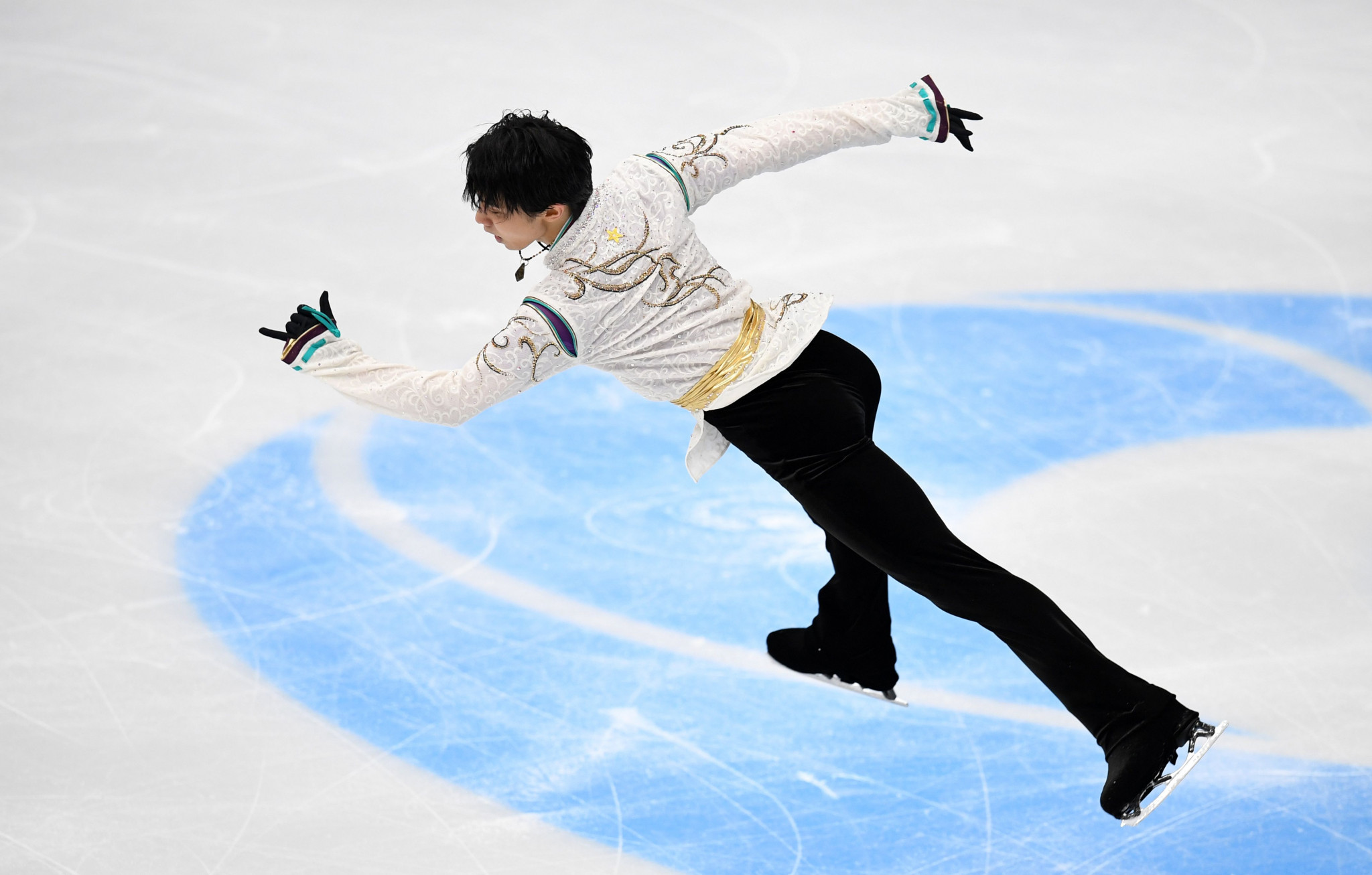 Hanyu to return to competitive action at Pyeongchang 2018 following ankle injury