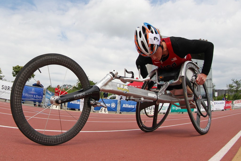 Three-time Paralympic gold medallist McFadden wins Samaranch Award