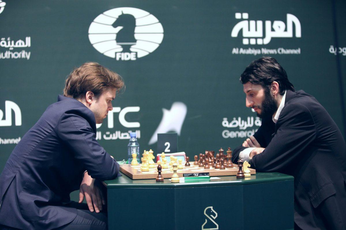 Double Chess Champion Boycotts Saudi Arabia Tournament Over Women's Rights