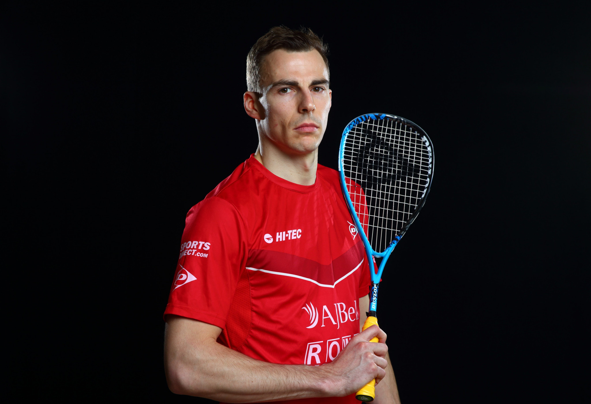 Squash star Matthew set for exhibition to begin final year before retirement