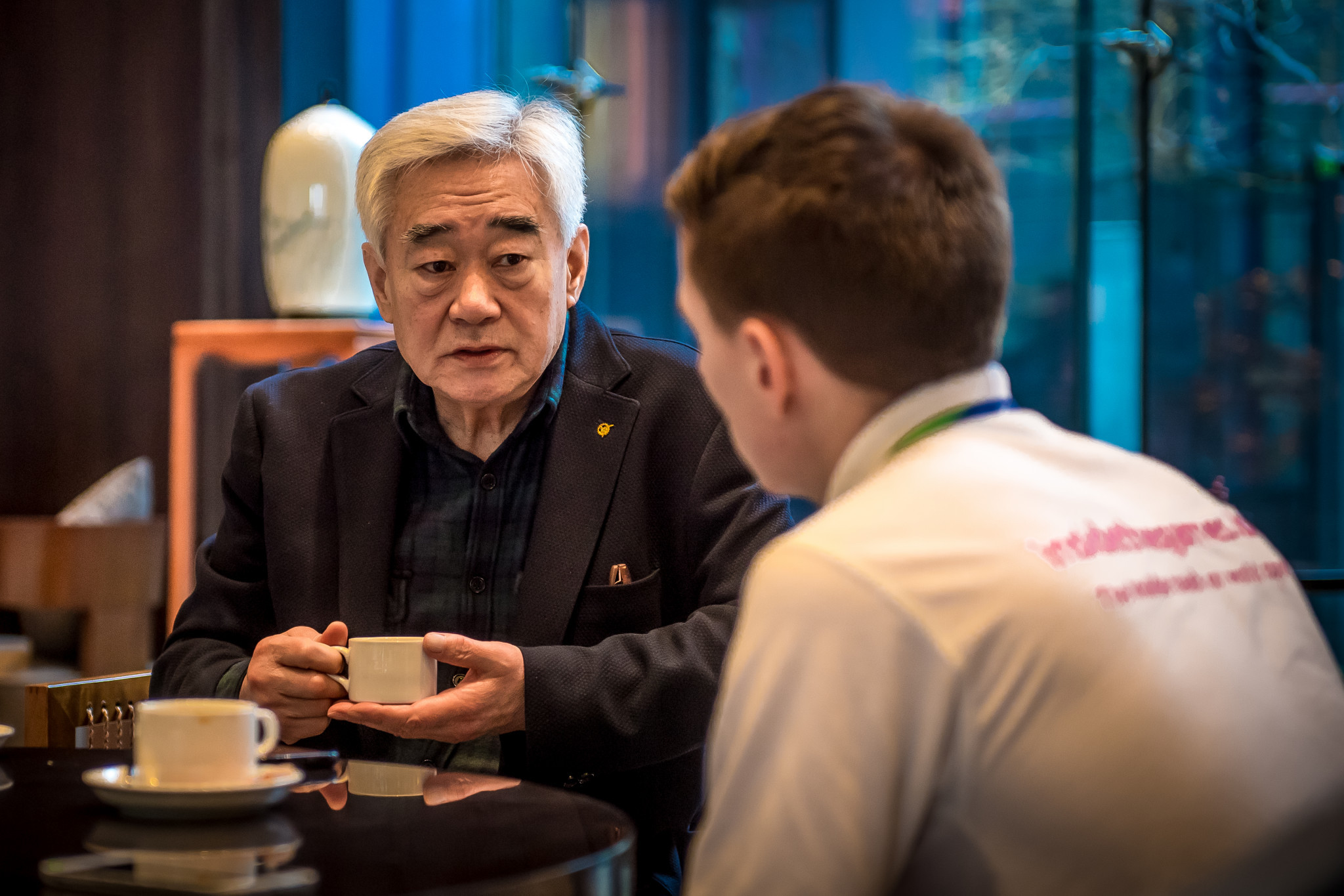 World Taekwondo President reveals interest from Russia and Mexico in hosting future professional events