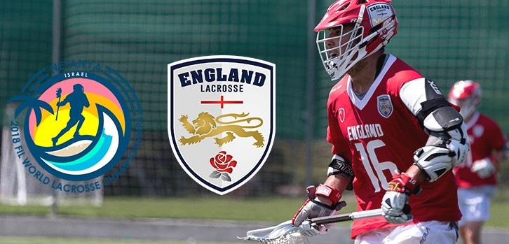 England has named a 23-man squad for next year's World Championships ©English Lacrosse
