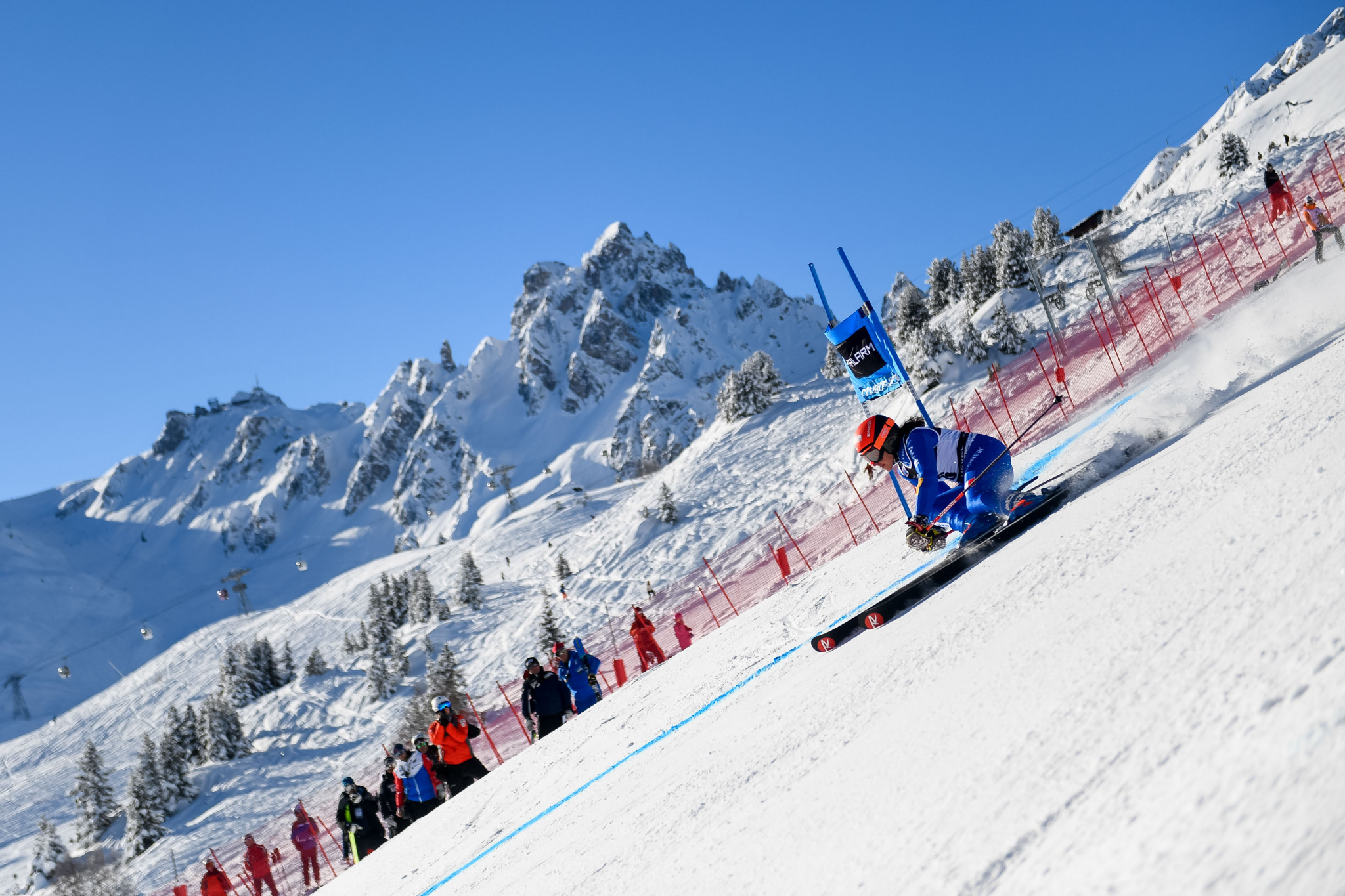 Brignone secures surprise win as Pinturault prevails at FIS Alpine Skiing World Cup