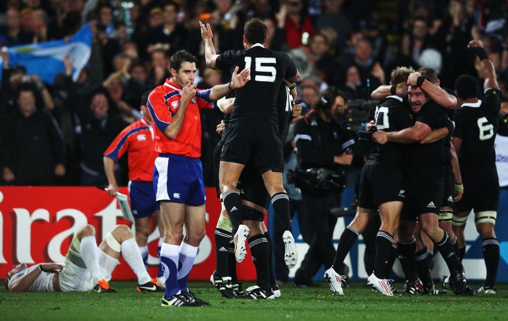 Joel Jutge will work with former referee Craig Joubert ©Getty Images