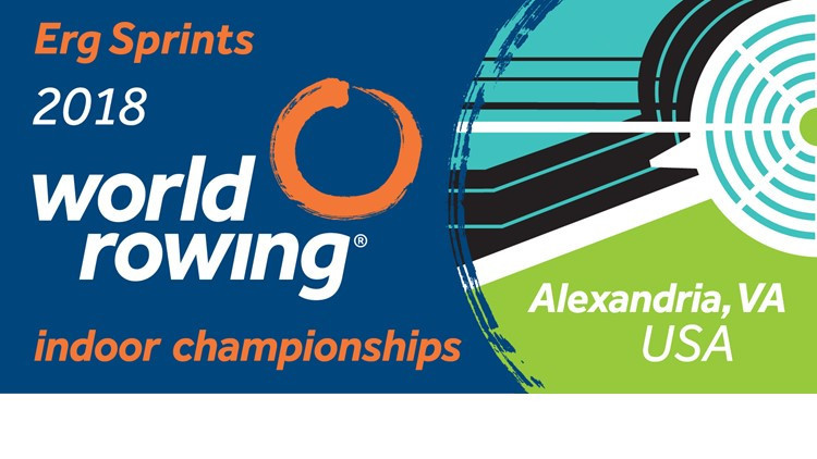 First indoor rowing World Championships to take place in United States