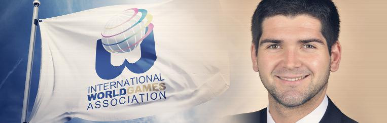 IWGA appoints new head of International Federation and Games services