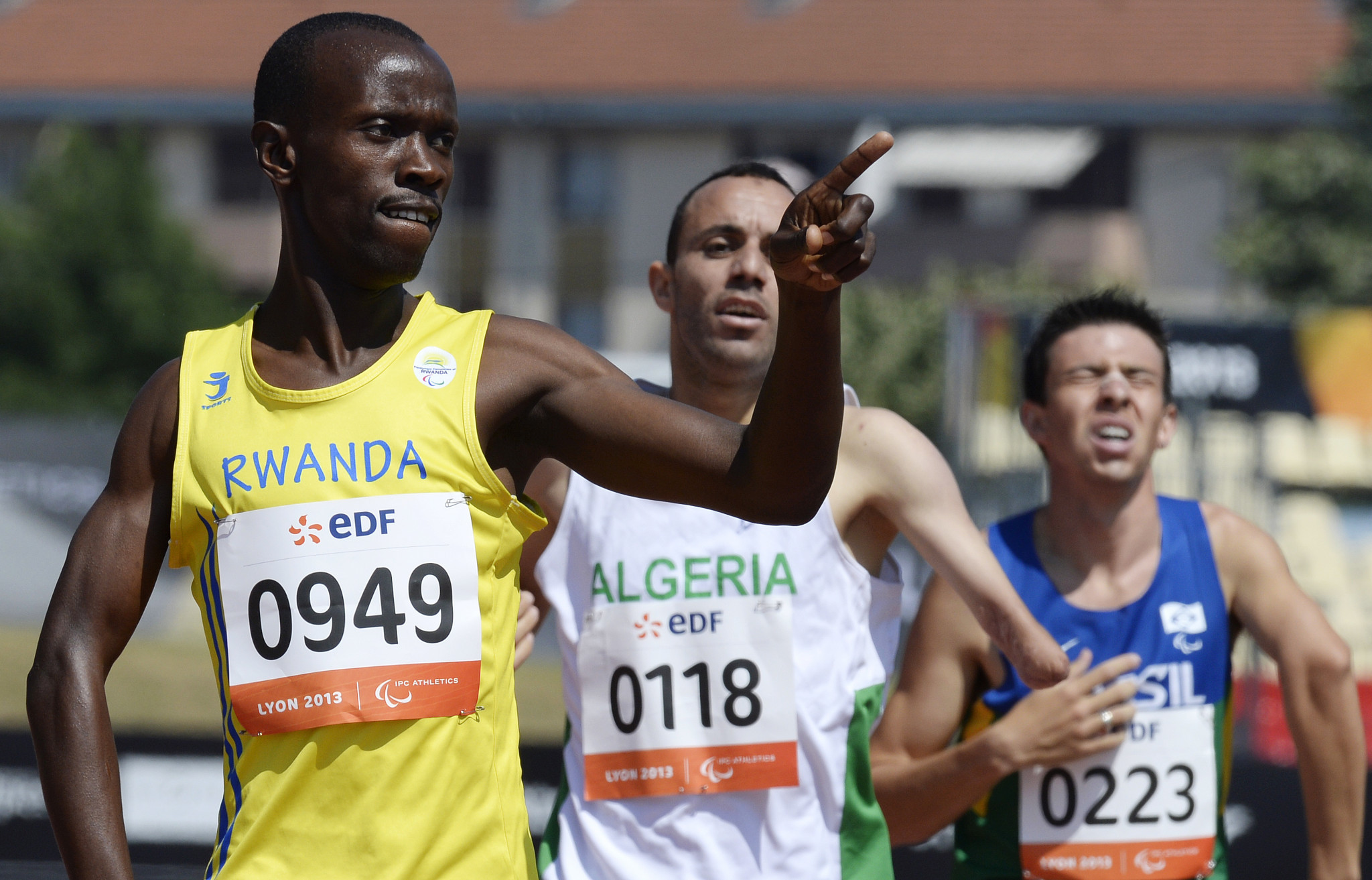 Rwanda lift ban of athlete suspended for criticising running of Paralympic sport