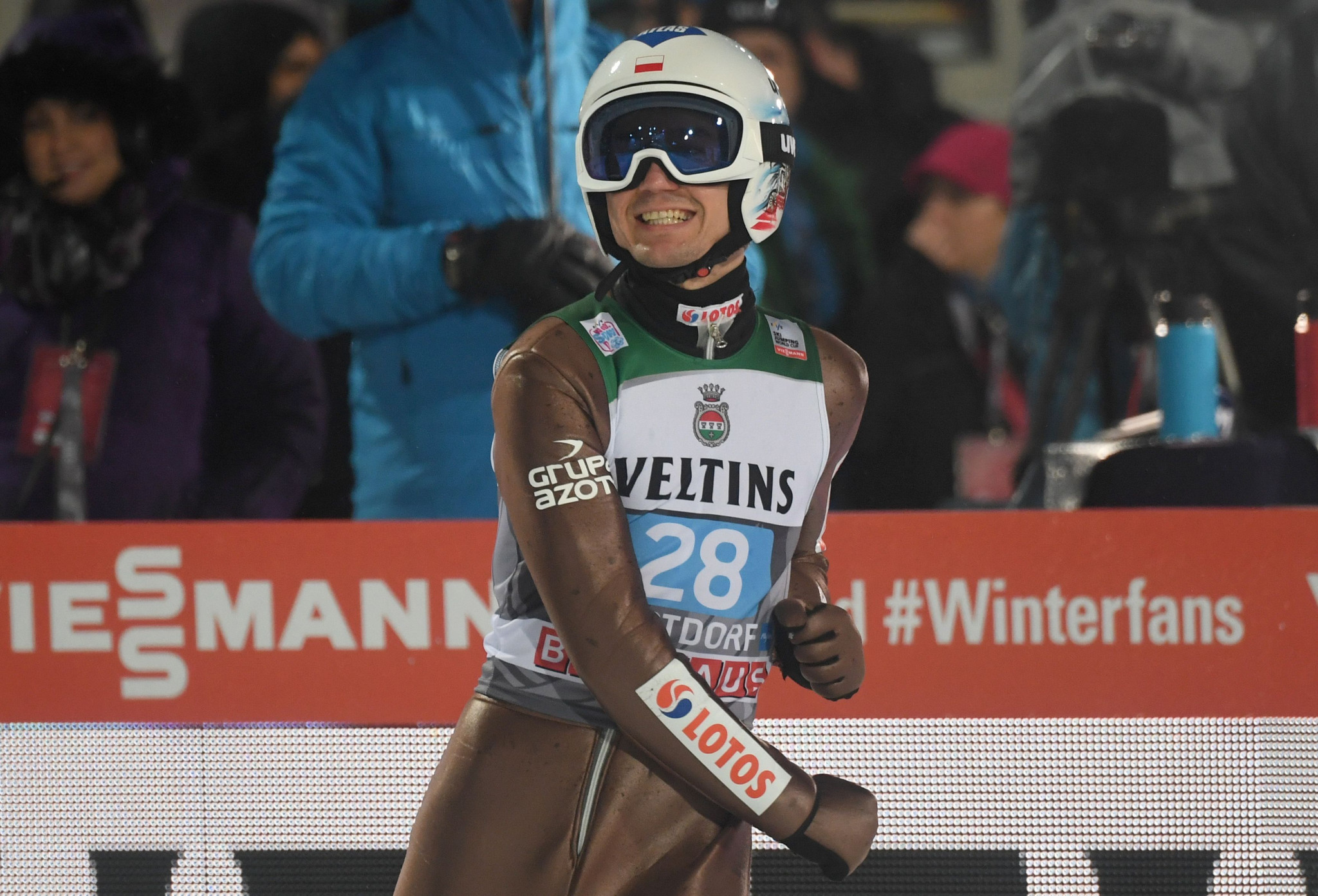 Kamil Stoch soars to opening victory in Four Hills