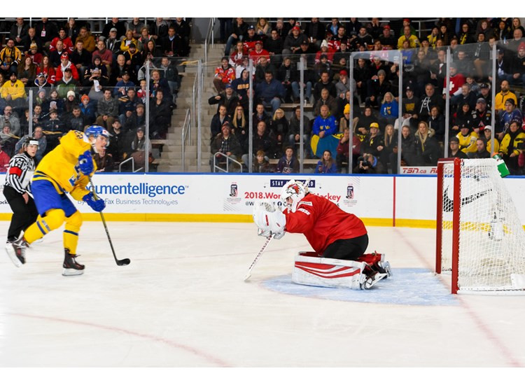 Sweden maintain 100 per cent record at IIHF World Junior Championships