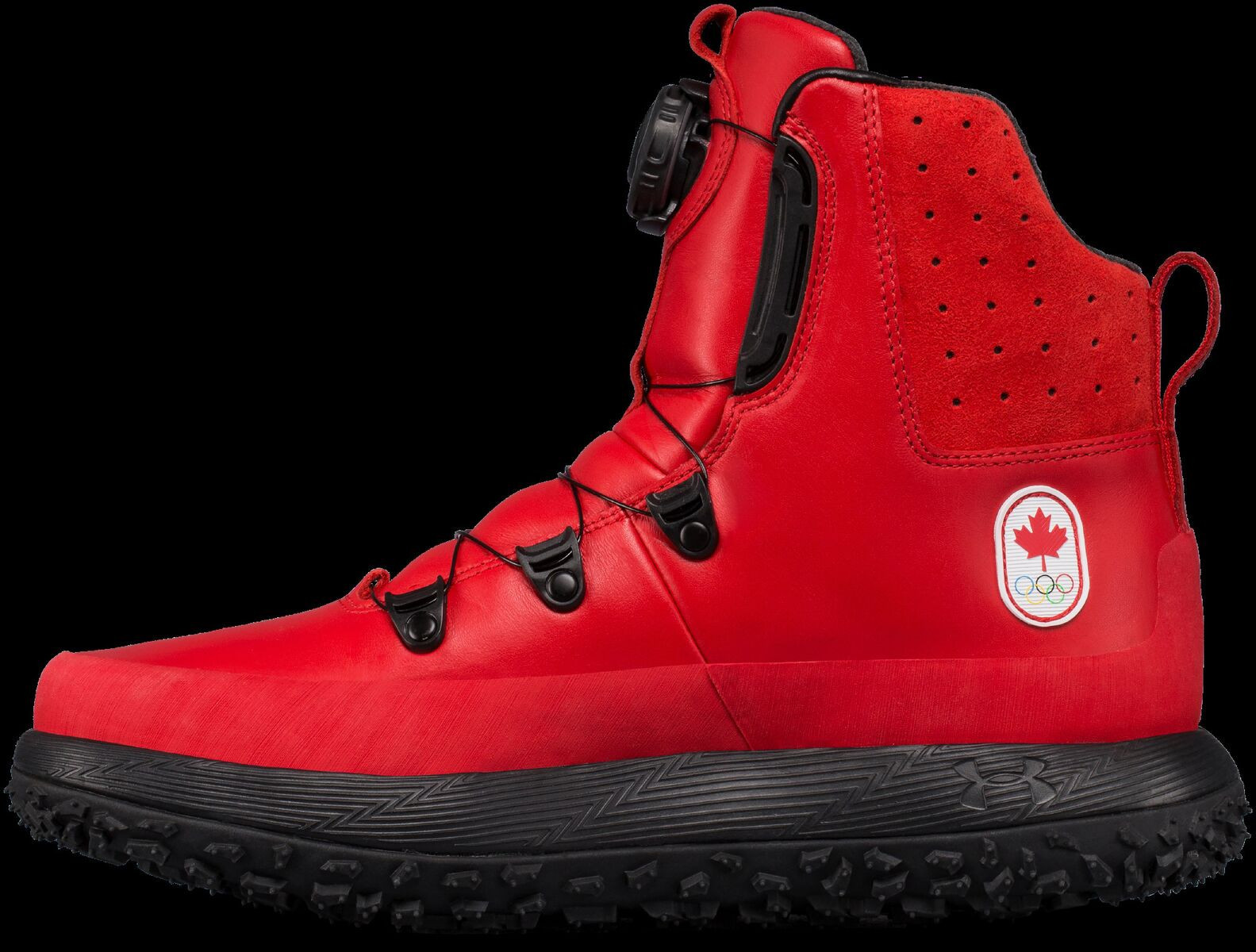 Canada's Olympic team athletes will be provided with Under Armour's Govie Boot ©Endeavor Global Marketing