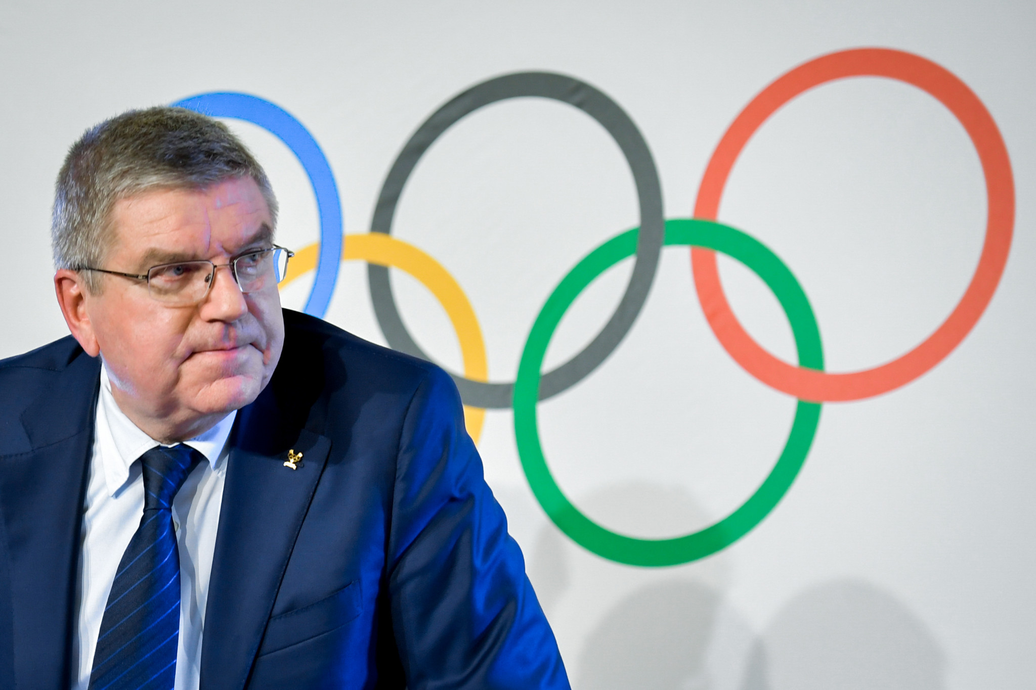 Thomas Bach, the IOC President, has defended the Russia ban ©Getty Images