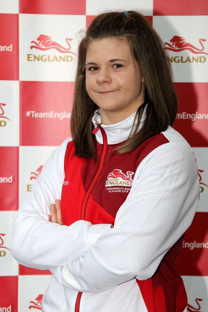 Weightlifter announced as England's Commonwealth Youth Games Opening Ceremony flagbearer