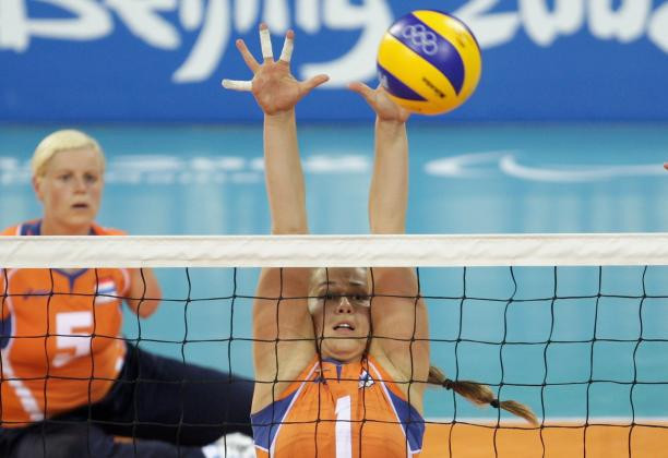 Stinissen aims for sitting volleyball World Championship spark in The Netherlands