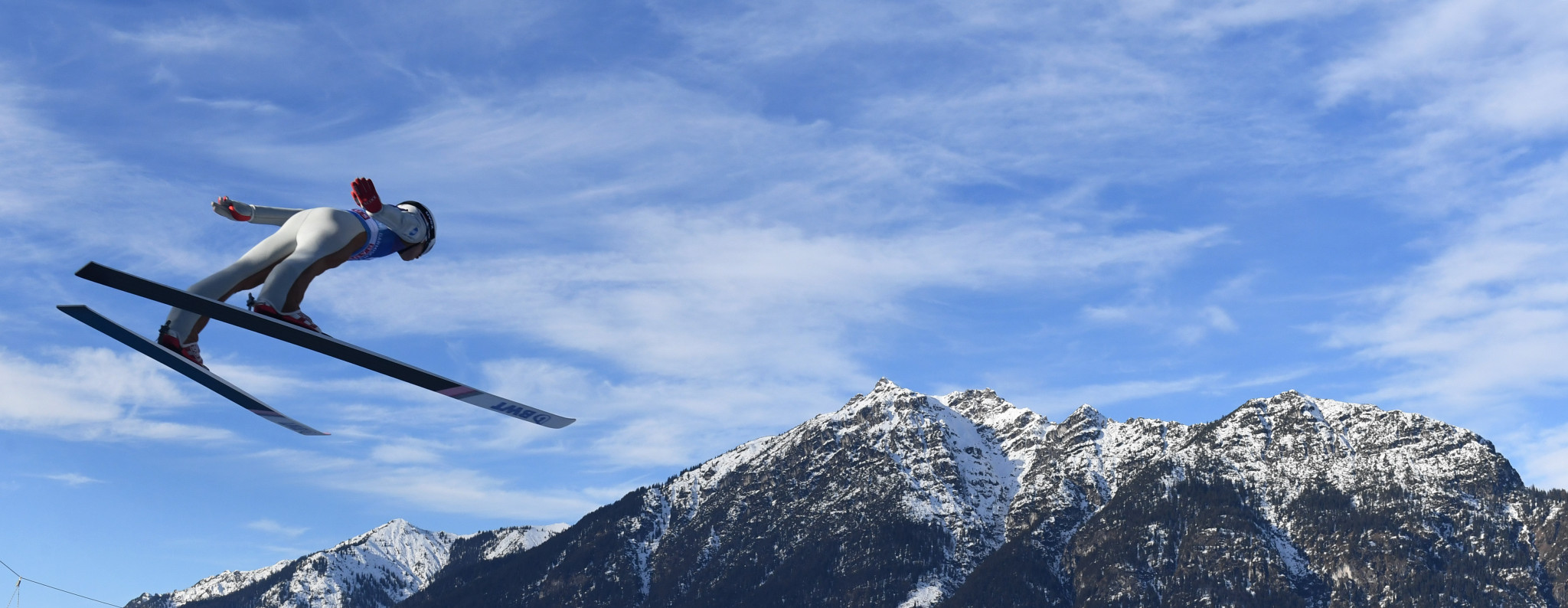 Forfang tops qualification ahead of Four Hills event in Garmisch-Partenkirchen