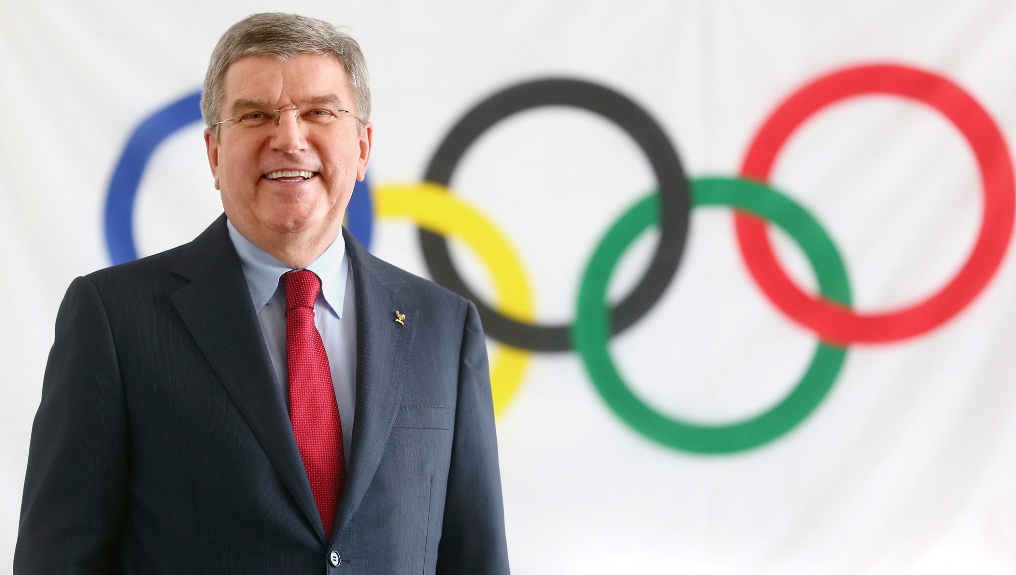 Bach predicts Pyeongchang 2018 success as North Korea willingness to participate welcomed