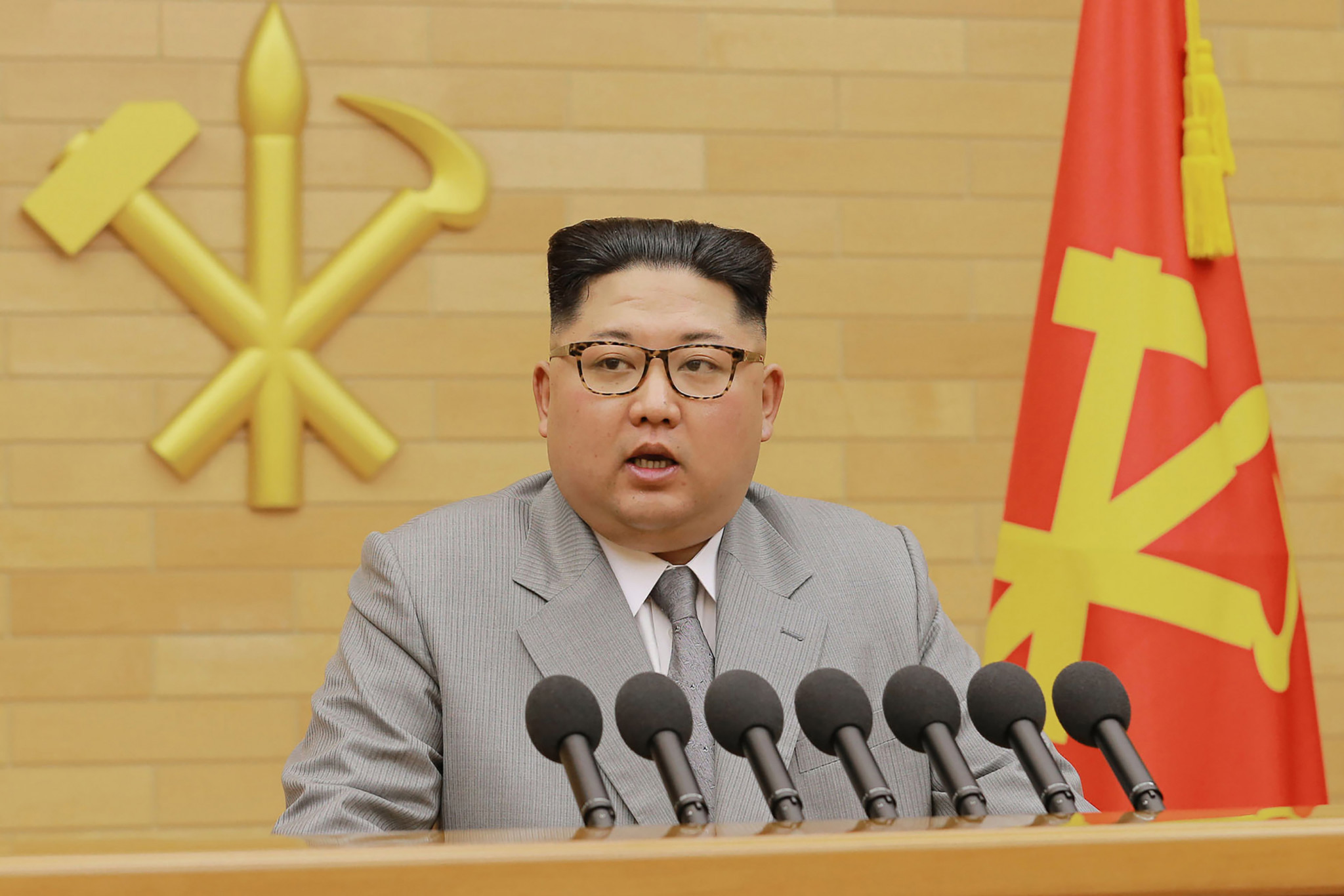 Kim Jong-un indicated plans to participate for the first time ©Getty Images