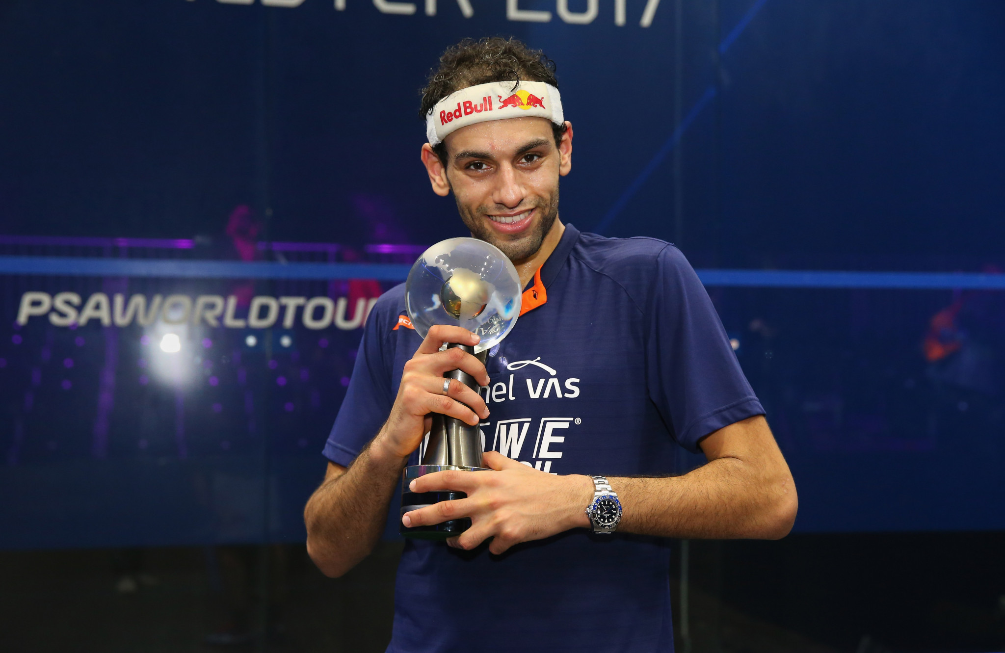 World champion Elshorbagy closes in on number one spot in PSA rankings