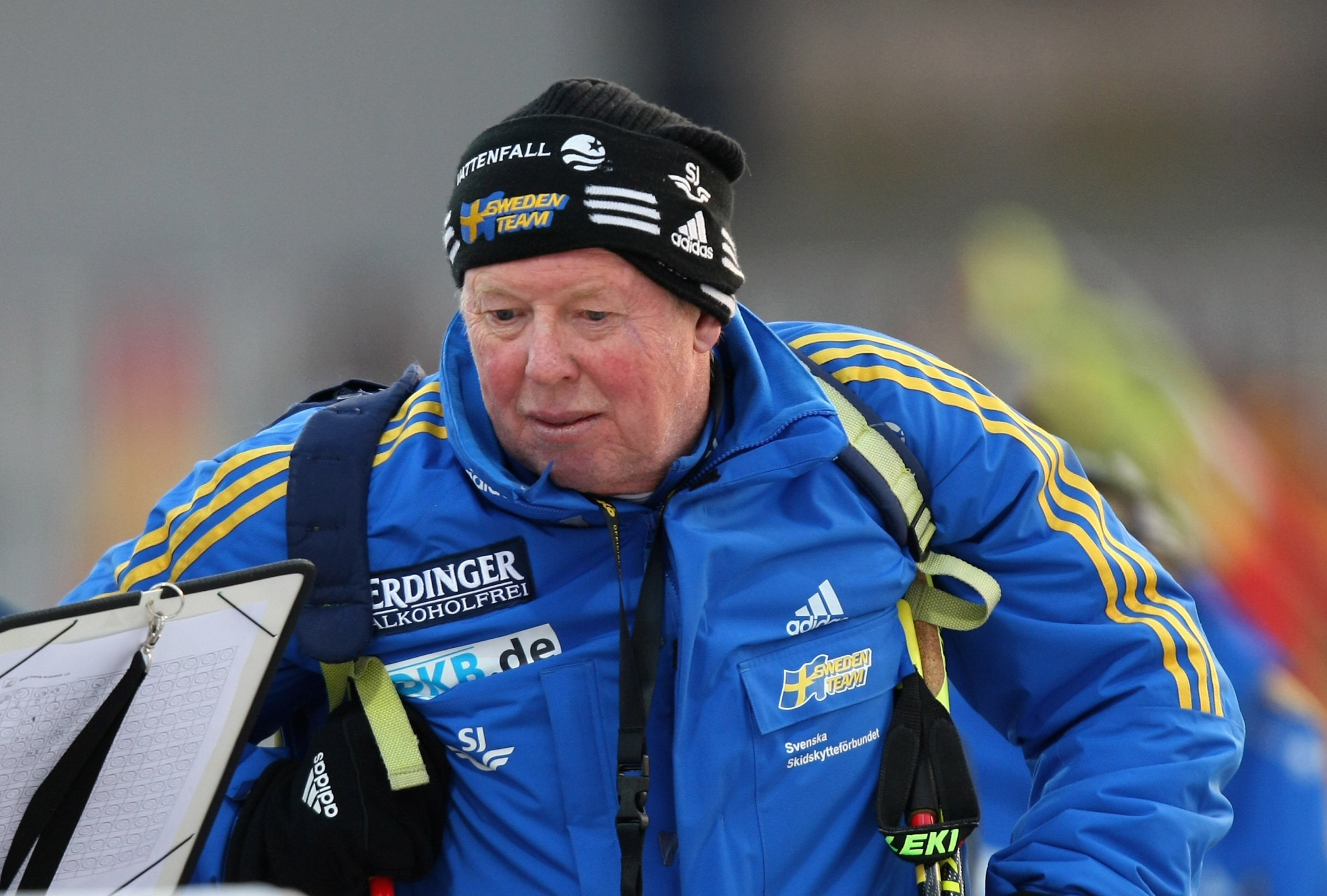 Swedish biathlon coach considering legal action after being denied accreditation for Pyeongchang 2018