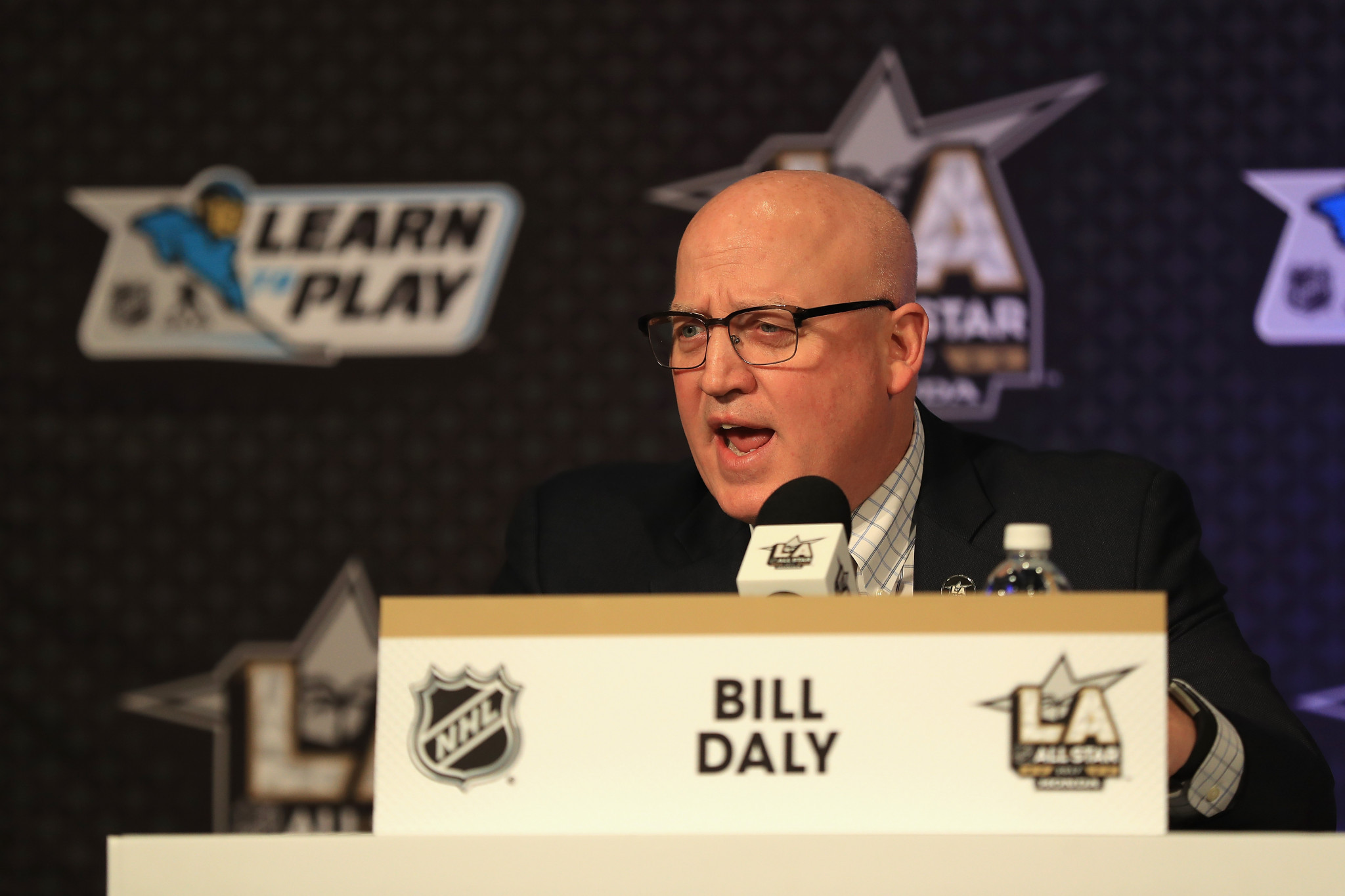 NHL deputy commissioner Bill Daly has claimed it is premature to discuss their future involvement Olympic Games ©Getty Images