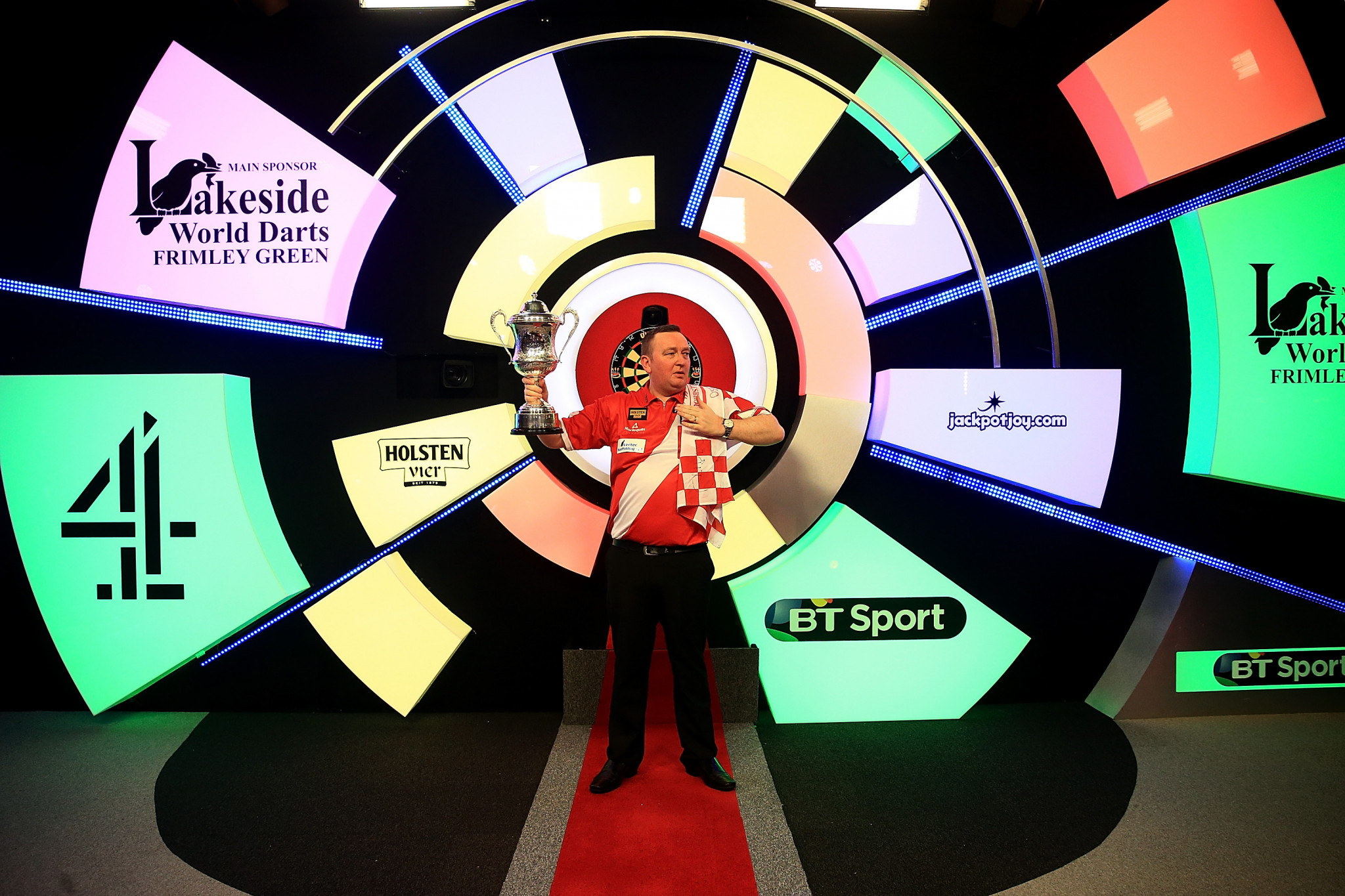 The BDO World Championships are set to begin on January 6 ©Getty Images