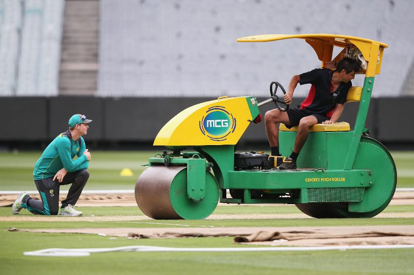 """ICC rate Melbourne Cricket Ground pitch for fourth Ashes Test as """"poor"""""""