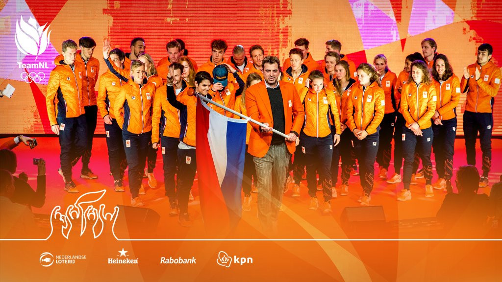 Netherlands unveil 29 member squad for Pyeongchang 2018