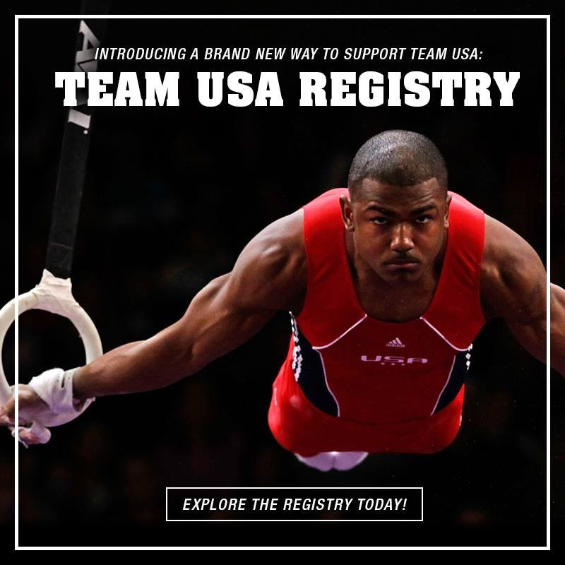 USOC launches website for donating gifts to Olympic and Paralympic athletes