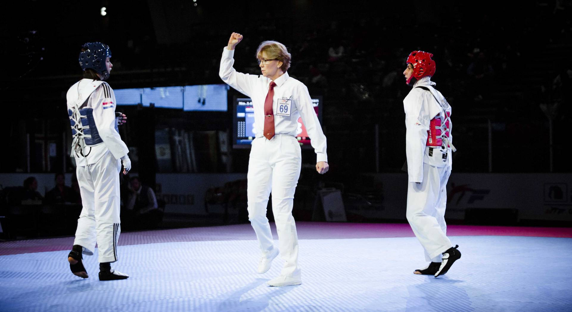 Taekwondo Canada appoints interim referee chair