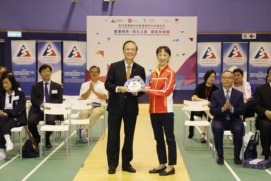Song elected secretary general of Chinese Olympic Committee