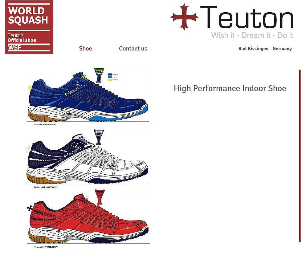 World Squash Federation launch partnership with Teuton