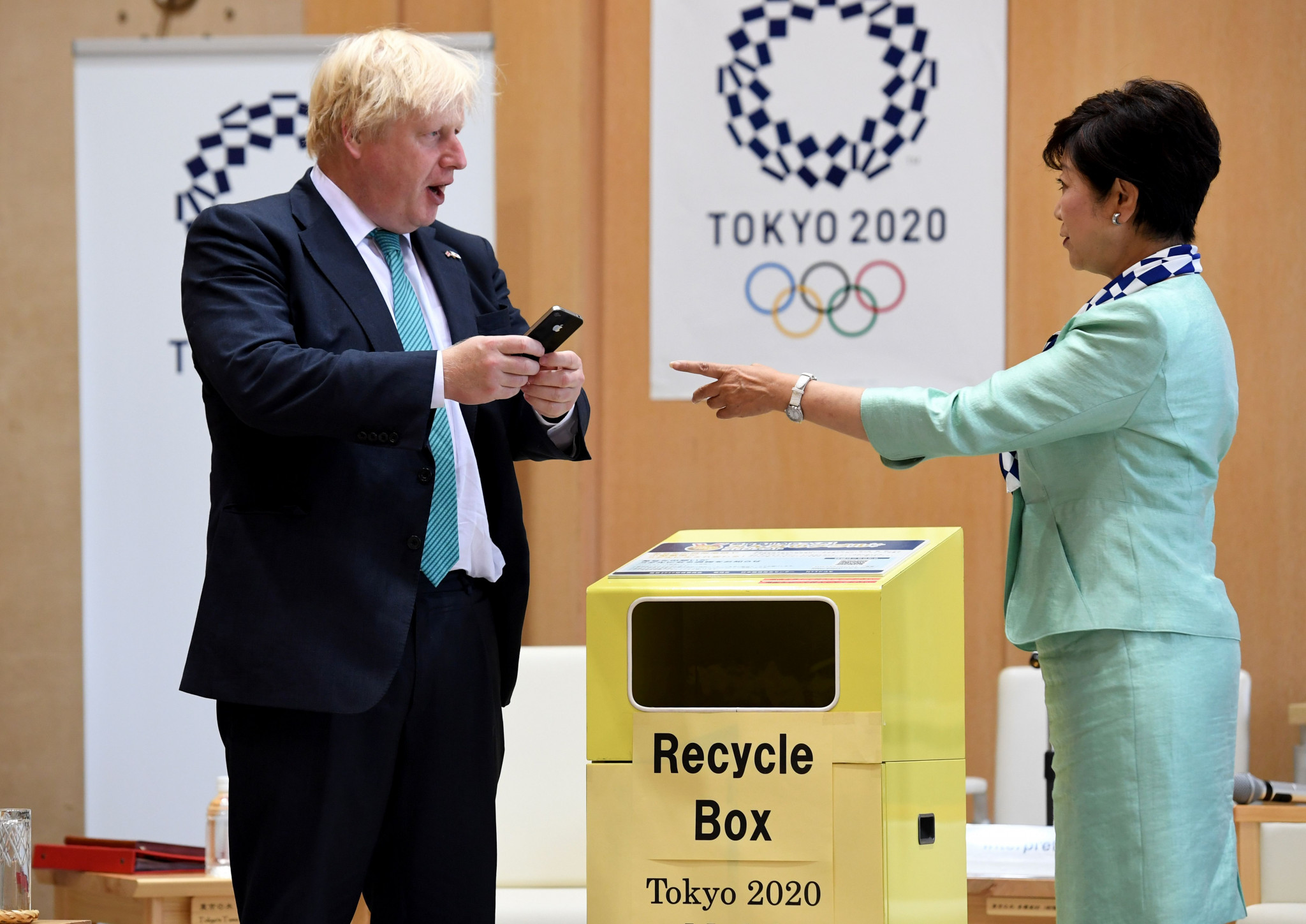 Tokyo 2020 initiative to recycle old phones and turn them into medals fails to enthuse public