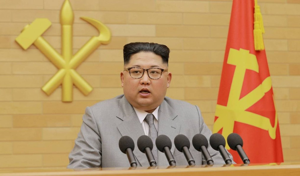 North Korea leader Kim Jong-un has revealed that his country may send a team to the Winter Olympics in Pyeongchang, a move which would help the peace process with their neighbours in the South ©Getty Images