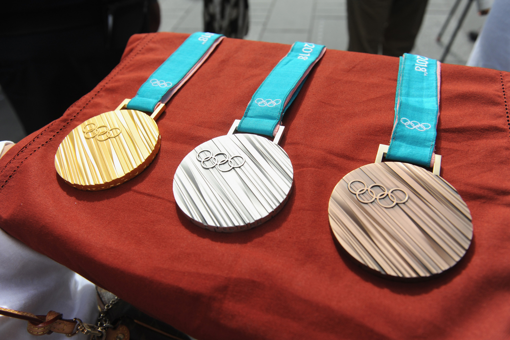 Sixty per cent of Russians believe that the country will achieve a top-three finish in the medal table for the Pyeongchang 2018 Winter Olympic Games ©Getty Images