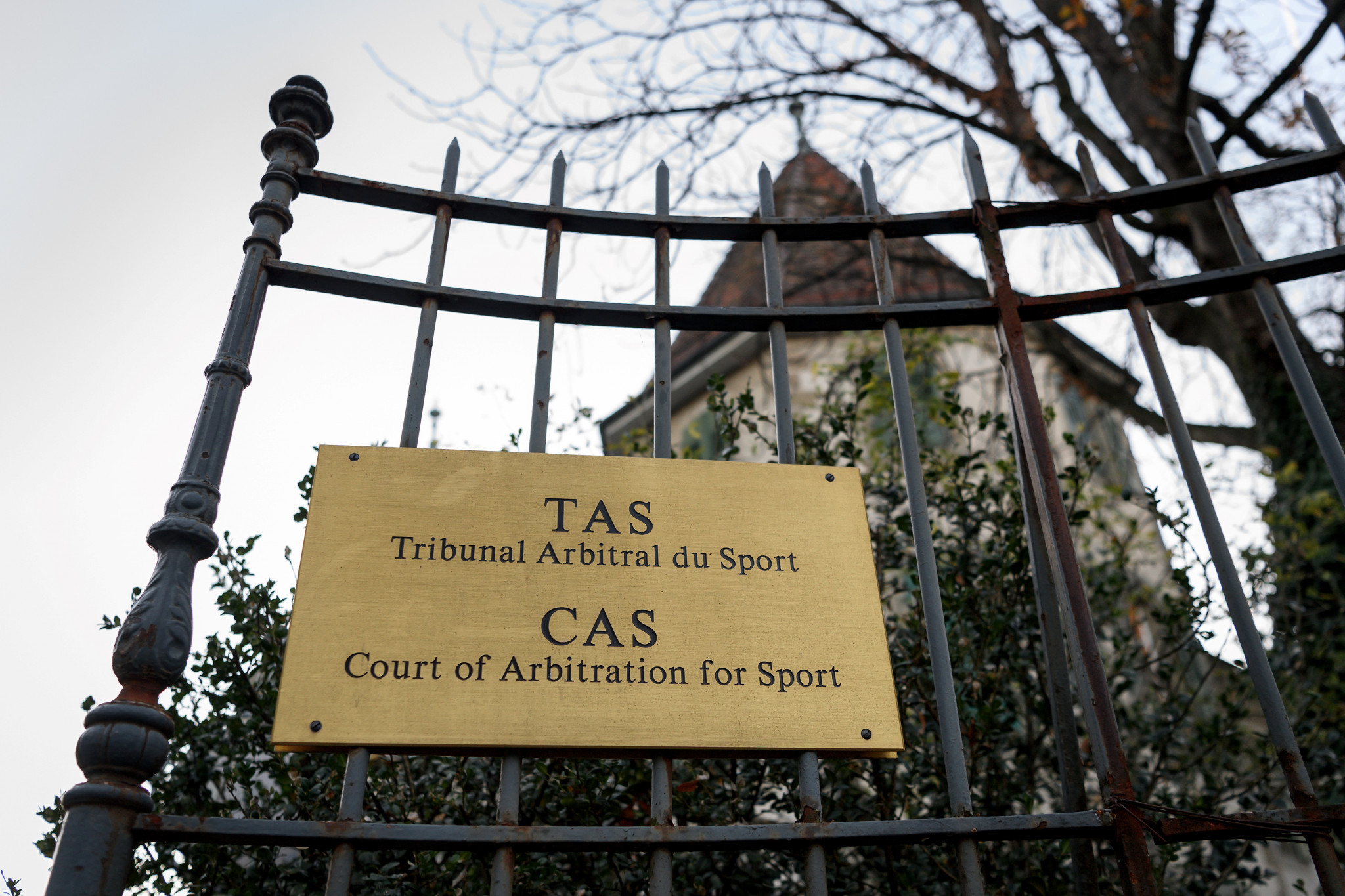 CAS have ruled that they have no jurisdiction to make a decision about the IBSF case ©IBSF