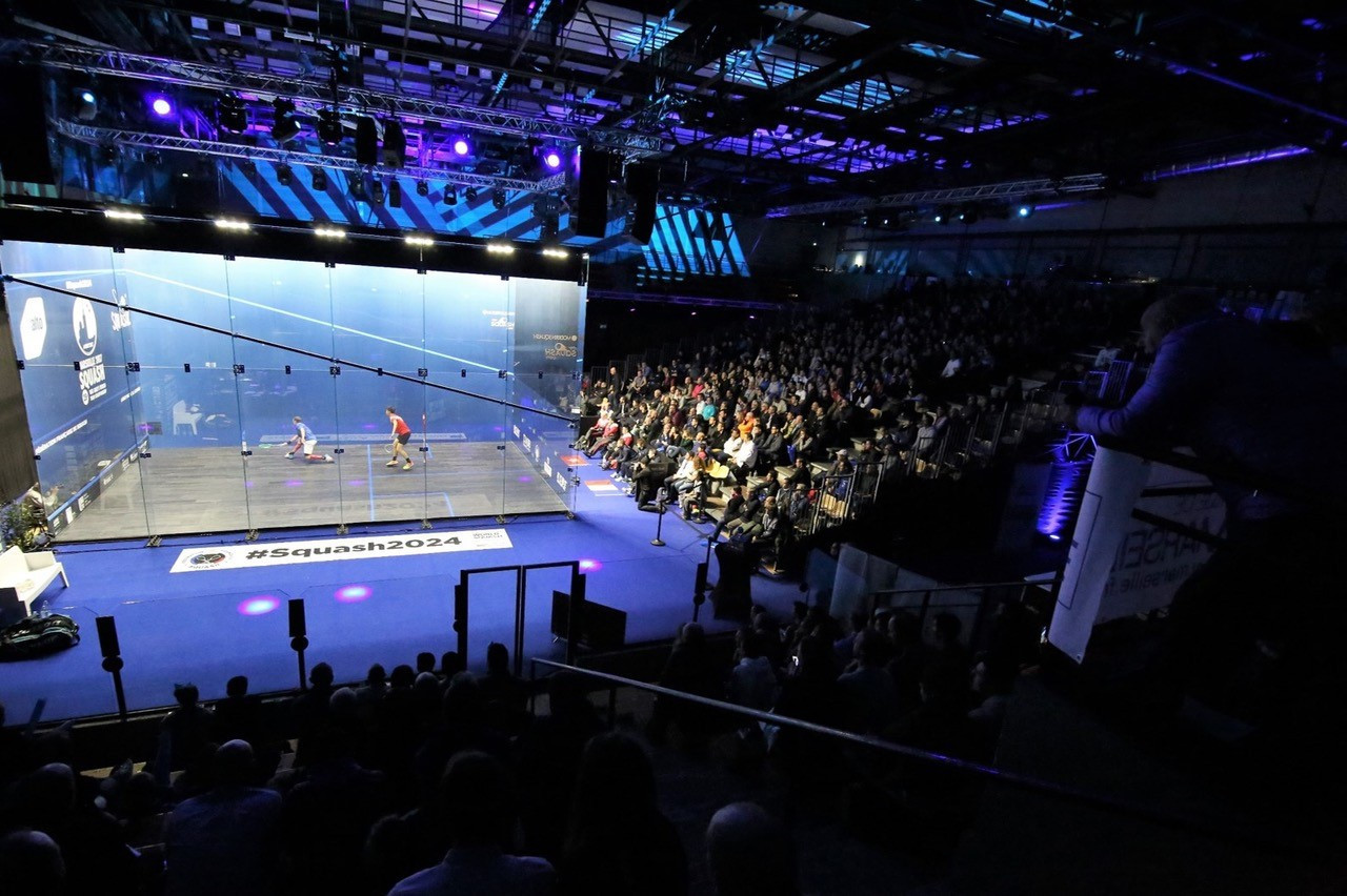 Squash has been unsuccessful in its attempts to be part of the 2012, 2016 and 2020 Olympic Games ©PSA