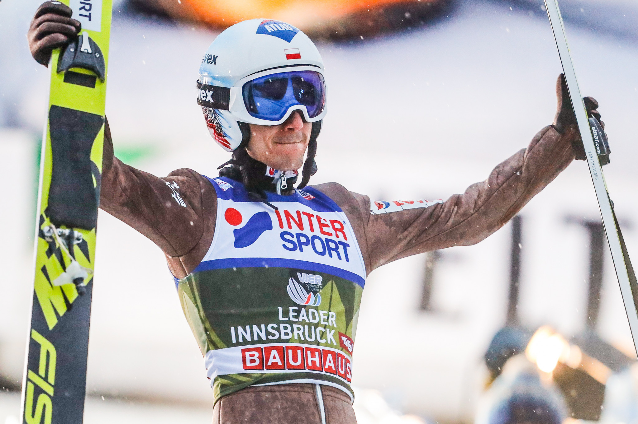Stoch continues Four Hills Tournament domination with third victory