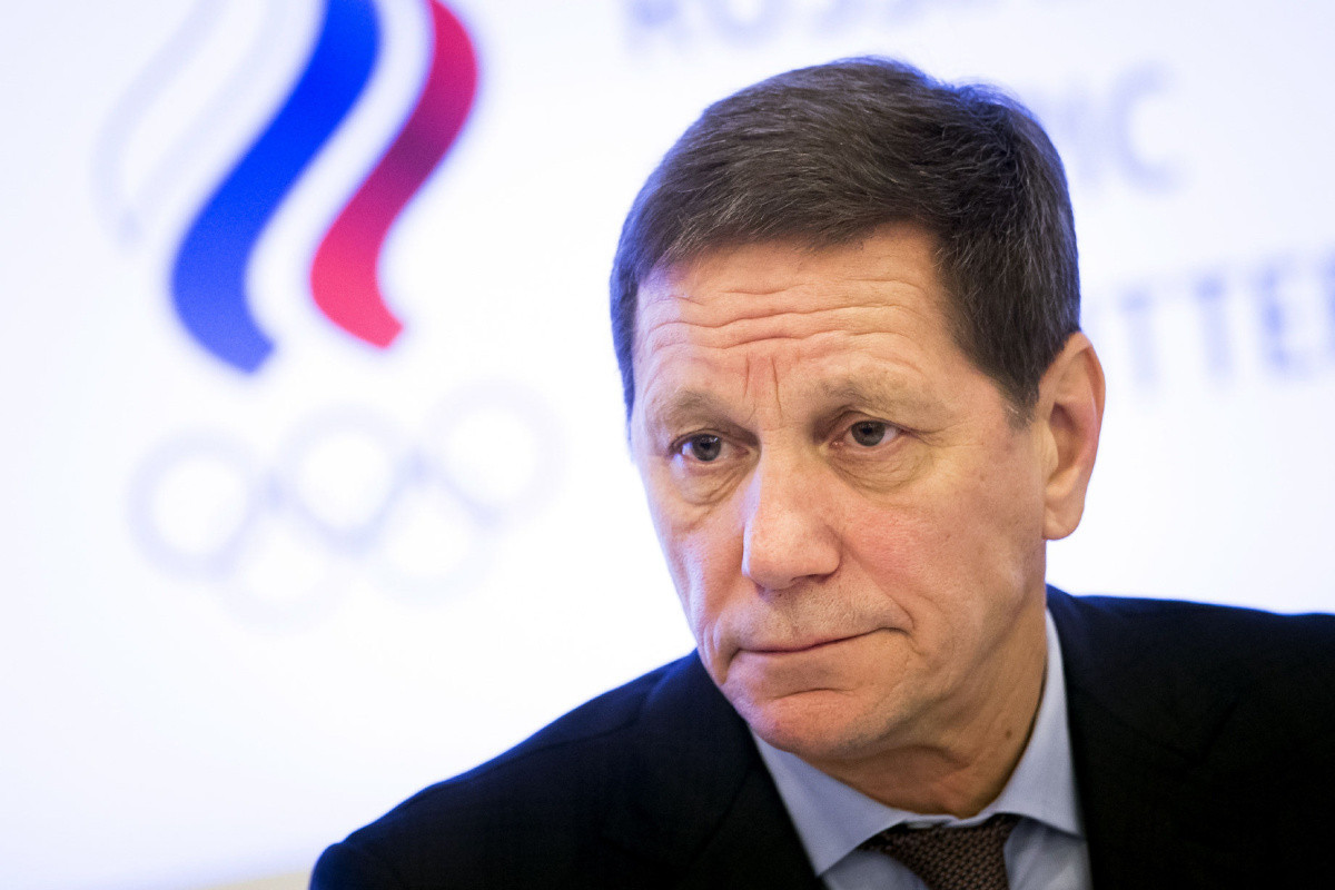 Alexander Zhukov is currently suspended as a member of the IOC as a result of the Sochi 2014 doping scandal ©Getty Images