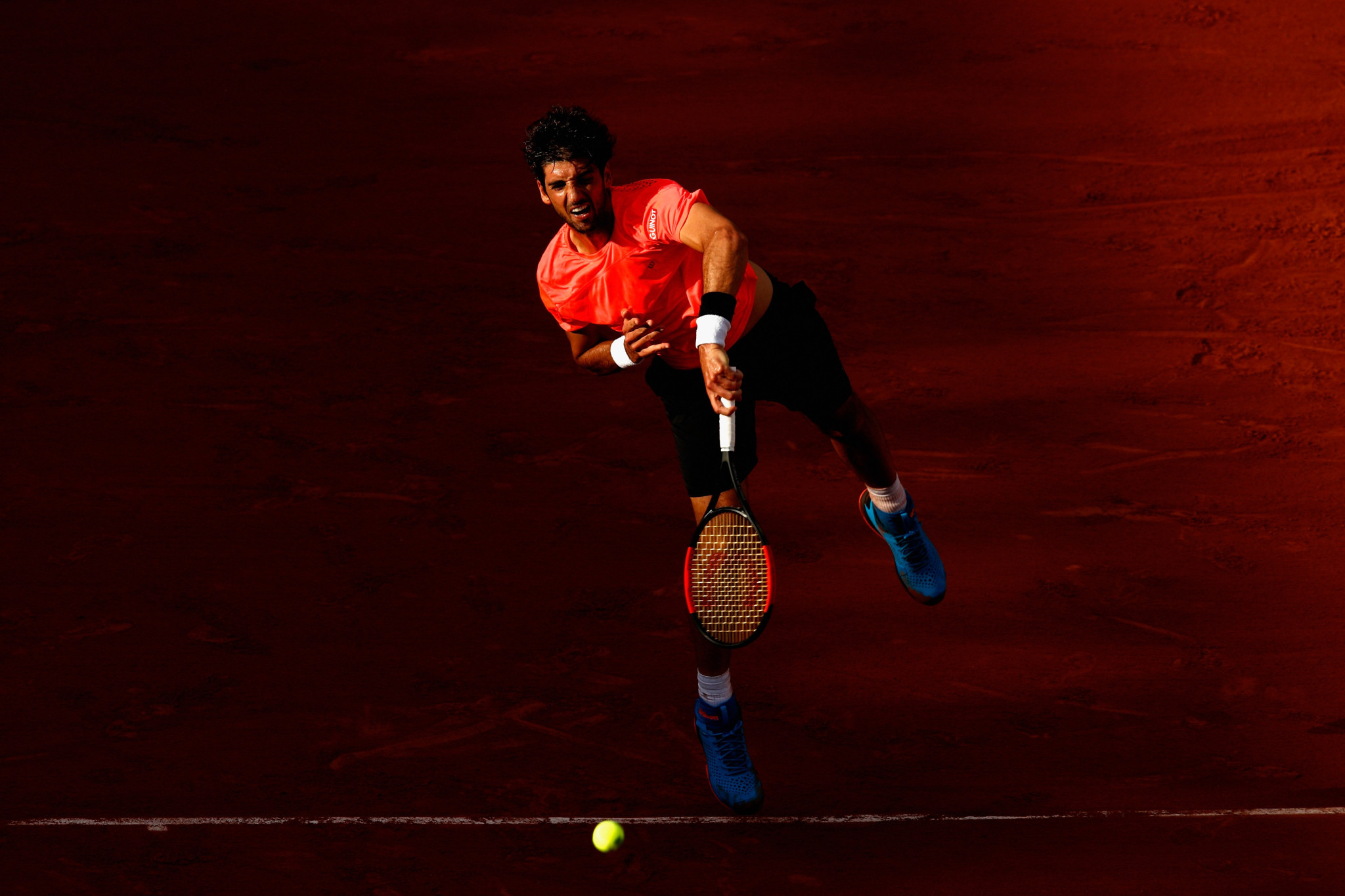 Thomaz Bellucci can play again from February 1 ©Getty Images