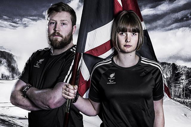 World champions Knight and Wild among nine British ski and snowboard athletes for Pyeongchang 2018 Paralympics