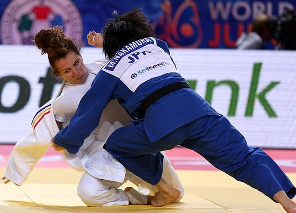 Nakamura claims third World Judo Championships title as Chitu suffers second consecutive defeat