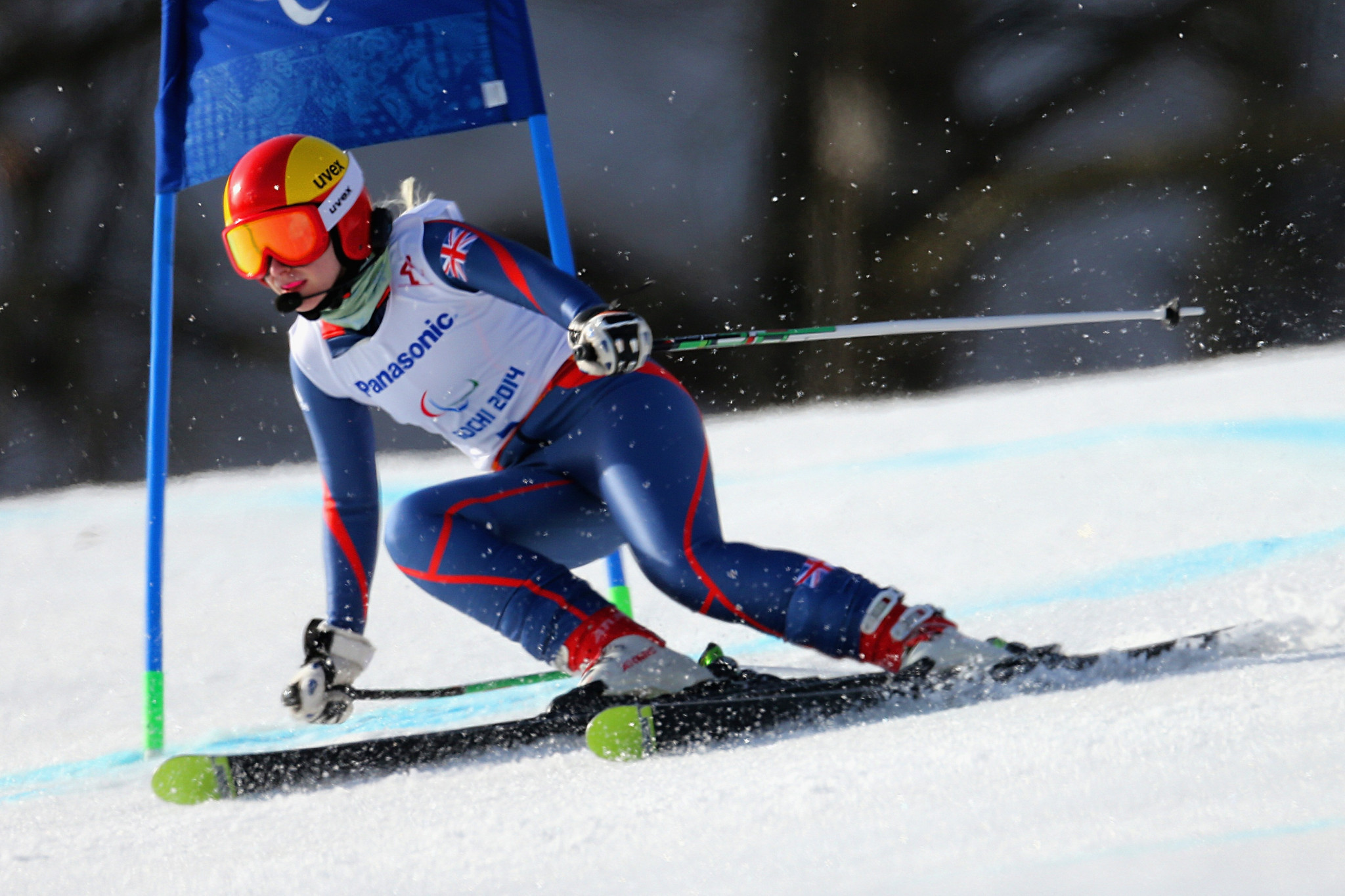 History-maker Gallagher confirmed for British Paralympic team in Pyeongchang with new guide Smith